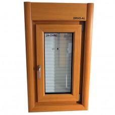 Alu Drvo prozor-r100