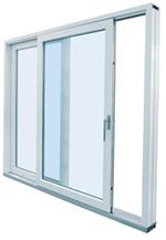 Podizno klizni PVC prozor